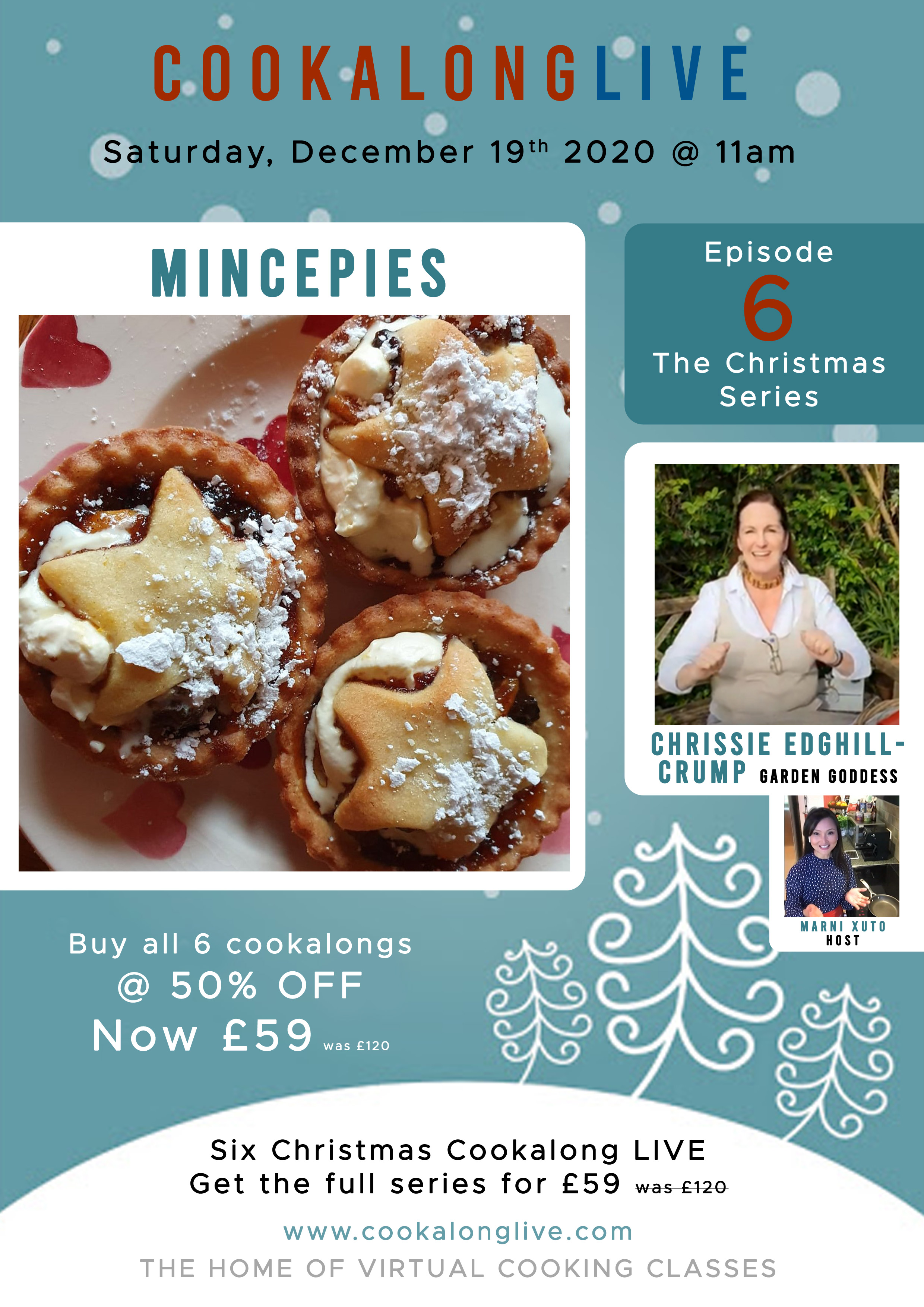 Christmas Mincepies